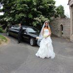 Daytona Beach Wedding-Limo